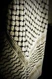 Palästinensischer Schal Stockfotos