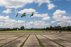 Palácio da Alvorada - Brasília - DF - Brazil Royalty Free Stock Photos