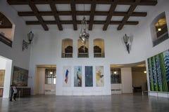 Palácio dos Bandeirantes - Noble room - São Paulo - Brazil Royalty Free Stock Image