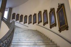 Palácio dos Bandeirantes - São Paulo - Brazil Royalty Free Stock Photos