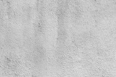 Pal gipsująca ściana w czarny i biały Zdjęcie Stock