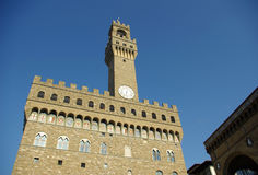 Pal. Vecchio, Florence, Italy Royalty Free Stock Photos