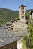 Pal village. Andorra Royalty Free Stock Images