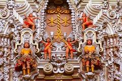Pala alla chiesa II di virgen del carmen Immagini Stock Libere da Diritti