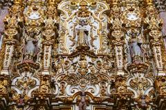 Pala alla chiesa IV di virgen del carmen Immagini Stock