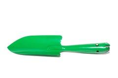 Pala della vanga del cucchiaio, strumenti di giardinaggio Fotografie Stock Libere da Diritti