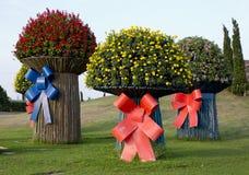 Palabra agradable hecha de jardinera Imagen de archivo libre de regalías