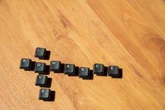 Palabra del amor y del romance en el floor2 laminado fotos de archivo