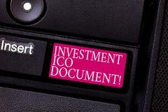 Palabra que escribe el documento de Ico de la inversión del texto Concepto del negocio para los ficheros que indica la habilidad  imagenes de archivo
