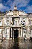 palace,列日,比利时王子主教 库存图片