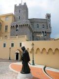 Palace,摩纳哥王子的 库存图片