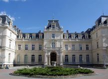 Potocki palace Stock Photo