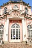 The palace Royalty Free Stock Photo