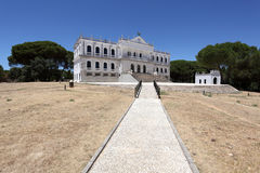 Palace of Acebron, Andalusia Spain Royalty Free Stock Images