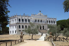 Palace of Acebron. Andalusia Spain Royalty Free Stock Photo