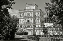 Palace of algardi in rome , italy Royalty Free Stock Photography