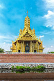 The Palace in Ancient City Royalty Free Stock Photography