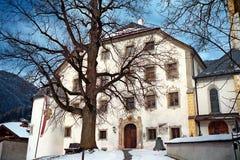 Palace Anras at Tirol Stock Images