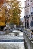 The Palace of Aranjuez, main facade, Madrid, Spain Stock Photos