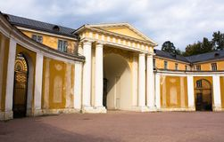 Palace in Arkhangelskoe Stock Photography