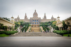 Palace of Art, Barcelona Stock Photography