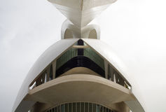 Palace of arts, AuditoriumPalau de las artes in the City of Ar Stock Images
