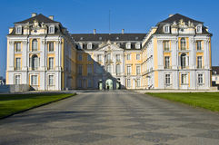 Palace Augustusburg Royalty Free Stock Photography