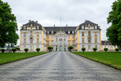 The palace of Augustusburg, Bruhl Stock Images