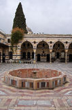 Palace azem a residence located in Syria Damascus Royalty Free Stock Images