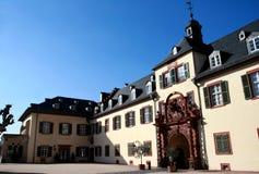 Palace in Bad Homburg Stock Photography