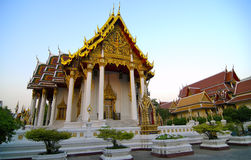 Palace in Bangkok. Ancient palace in Bangkok Thailand Stock Image