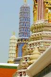 Palace in Bangkok Royalty Free Stock Photos