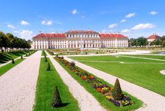 Palace in Bavaria Stock Images