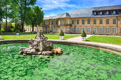 The Palace Bayreuth Stock Images