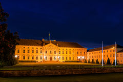 Palace of Bellevue Royalty Free Stock Images