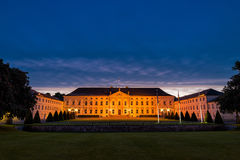 Palace of Bellevue Royalty Free Stock Image
