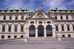 Palace Belvedere Stock Photos