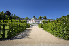 Palace Bildergalerie in Potsdam, Germany Stock Photos