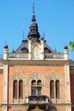 Palace of bishop. Royalty Free Stock Photo