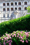 Palace in Blois city, France Stock Images