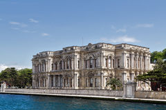 Palace the Bosphorus Royalty Free Stock Photo