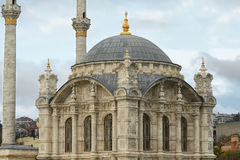 Palace in Bosphorus strait Stock Image