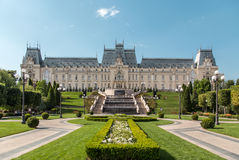 Palace in Brasov Royalty Free Stock Photo