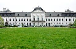 Palace in Bratislava, Slovakia, europa Stock Photography