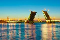 Palace Bridge Royalty Free Stock Photography