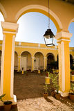 Palace Cantero, Trinidad Stock Photography