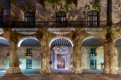 Palace of the Captains General - Havana, Cuba Royalty Free Stock Image