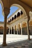 The Palace of the Casa de Pilatos, Sevilla, Spain Royalty Free Stock Photo