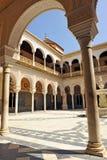 Palace of Casa de Pilatos, Seville, Spain Stock Image