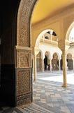 Palace of Casa de Pilatos, Seville, Spain Stock Photos